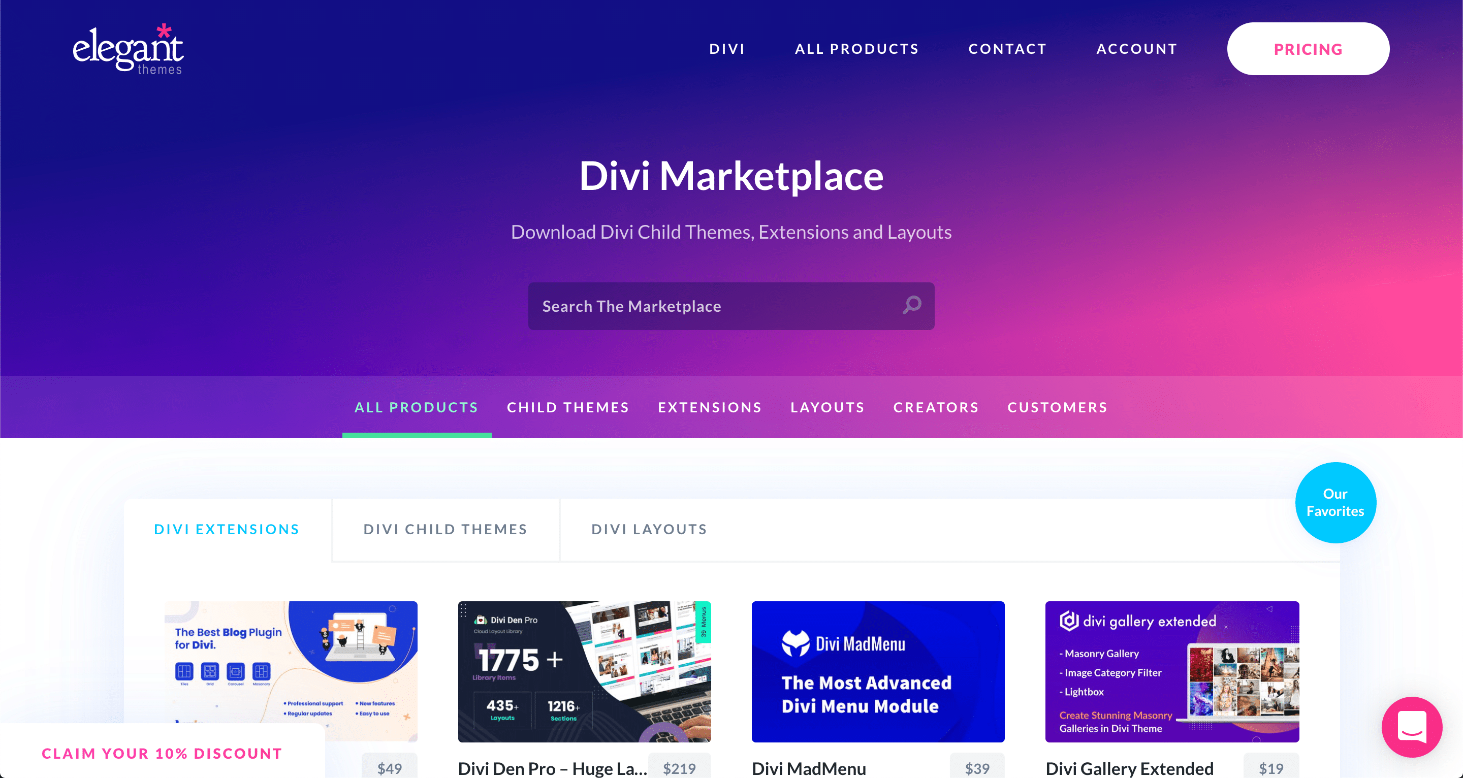 La Divi MarketPlace